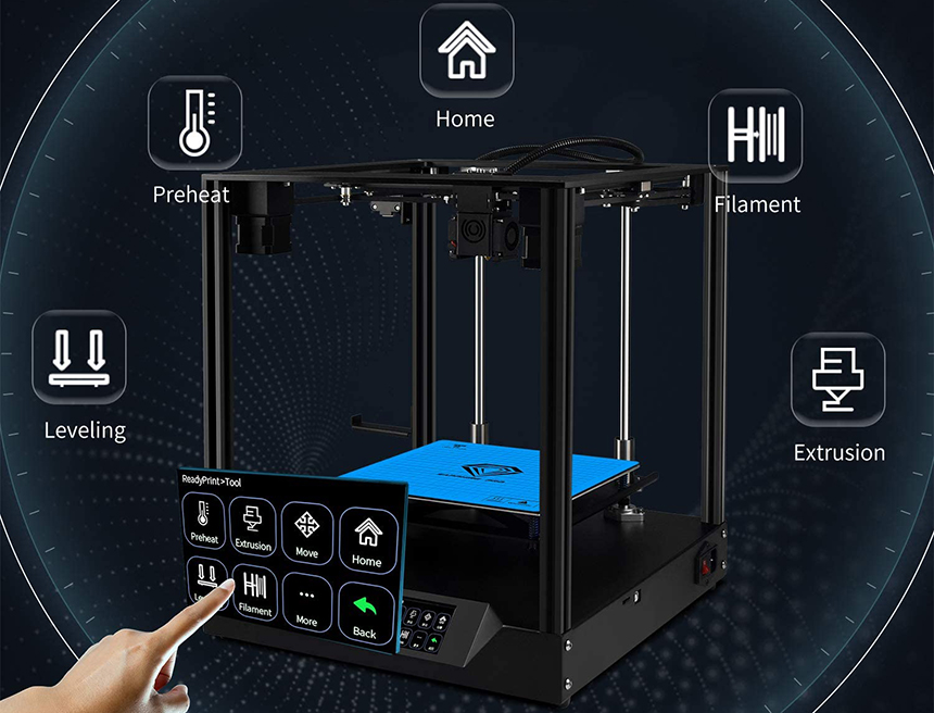 5 Best Corexy 3d Printers - the Future is Here