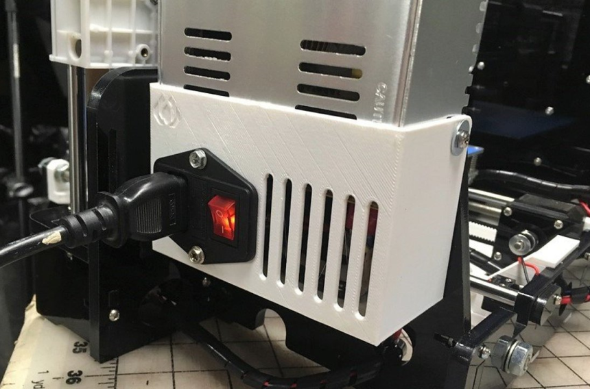 How Much Electricity Does a 3D Printer Use