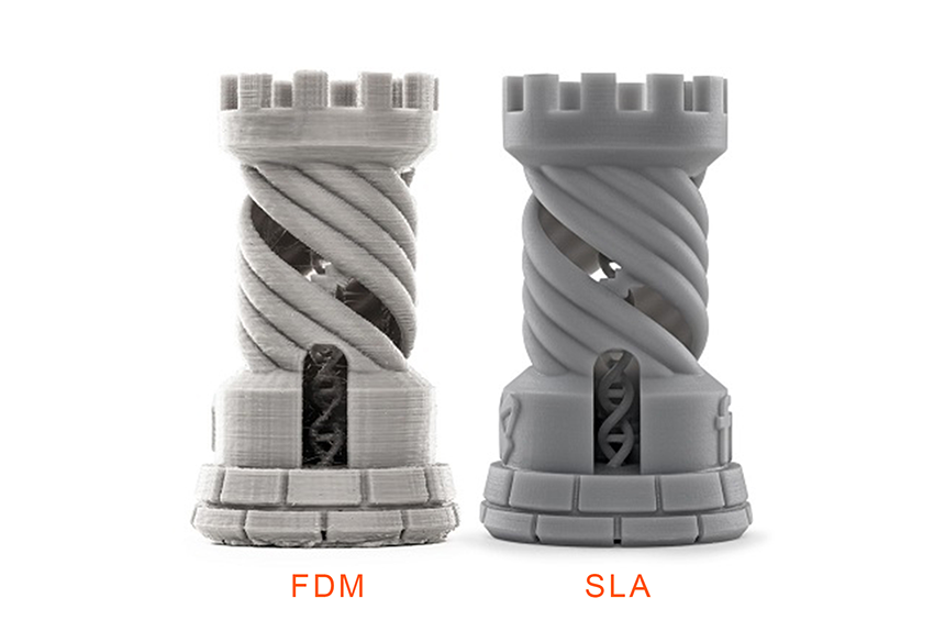 3D Printer Resin vs Filament: Choose the Material That Fits Your Needs