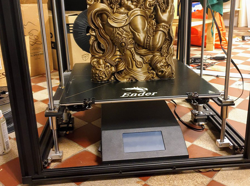 Ender 5 Plus Review: High-End Model for Amazing Results