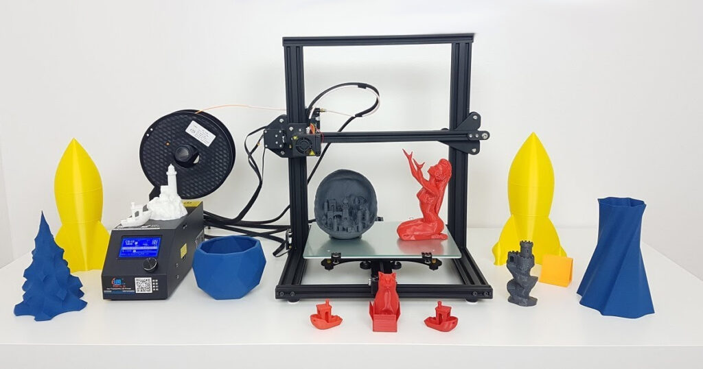 CR10 Mini Review: Is It a Worthy 3D Printer?