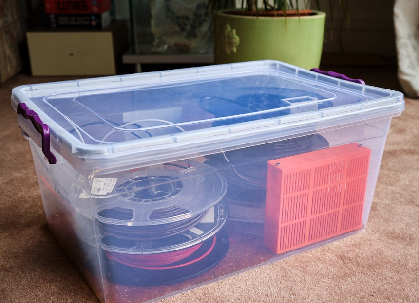 How to Dry PLA Filaments and Store Them Properly for the Best 3D Printing Results