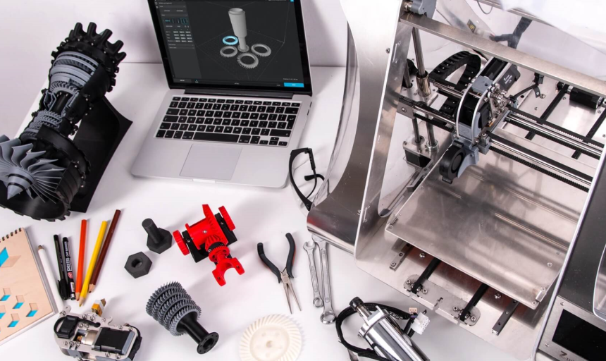 How to Make Money with a 3D Printer - Become a Billionaire with Just One Device